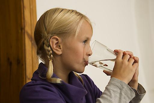 Unser Trinkwasser ist krisensicher.