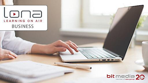 bit media stellt für alle Unternehmen und Behörden kostenfreie e-Learning Inhalte zur Verfügung