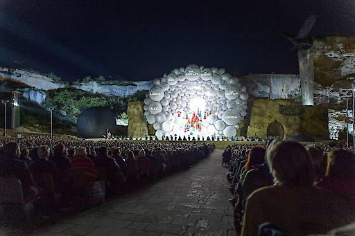 """Die für den 8. Juli geplante Premiere von Giacomo Puccinis """"Turandot"""" sowie alle weiteren Termine werden in die Spielsaison 2021 verschoben. Bereits gekaufte Karten können kostenlos umgetauscht werden."""
