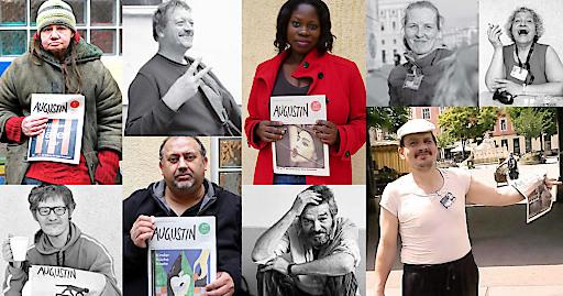 Augustinverkäufer_innen brauchen Solidarität