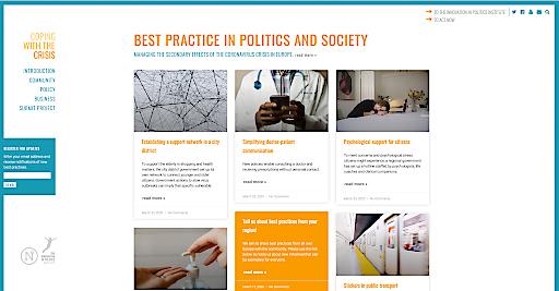 Online-Plattform für innovative Lebenshilfe startet in Wien
