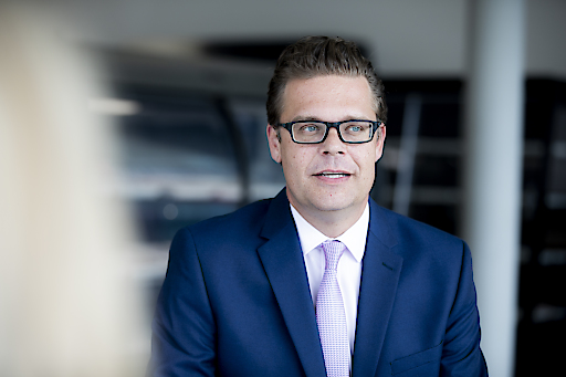 Martin Krutz, CEO der AHT Cooling Systems GmbH