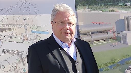 NR Franz Hörl, Obmann des Fachverbandes der österreichischen Seilbahnen