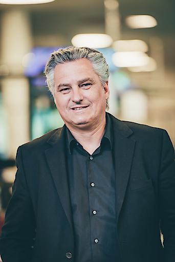 Chefredakteur und Geschäftsführer Kleine Zeitung, Hubert Patterer