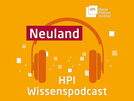 """Das Coronavirus digital bekämpfen und eindämmen - der HPI-Podcast Neuland mit Prof. Erwin Böttinger / Der HPI-Wissenspodcast Neuland. Weiterer Text über ots und www.presseportal.de/nr/22537 / Die Verwendung dieses Bildes ist für redaktionelle Zwecke honorarfrei. Veröffentlichung bitte unter Quellenangabe: """"obs/HPI Hasso-Plattner-Institut"""""""