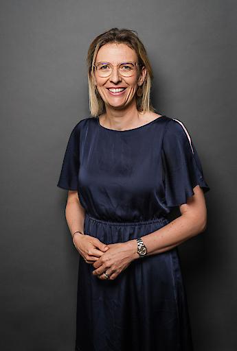 Judith González, Leitung Personal bei den RMA