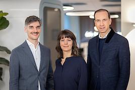 PIABO gewinnt gleich drei Nachhaltigkeits-Pioniere für seine neue Greentech & Sustainability Practice (FOTO)