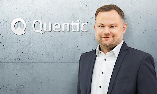 """Markus Becker, CEO der Quentic GmbH Weiterer Text über ots und www.presseportal.de/nr/143247 / Die Verwendung dieses Bildes ist für redaktionelle Zwecke honorarfrei. Veröffentlichung bitte unter Quellenangabe: """"obs/Quentic GmbH"""""""