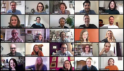Merger über Videokonferenz: Act.Now und das Innovation in Politics Institute sind jetzt ein Team.