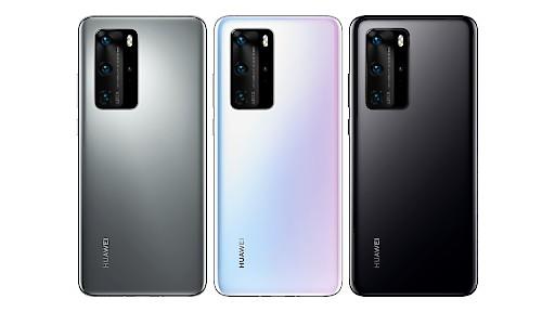 Die neue Huawei P40-Serie ist da: Das Huawei P40 Pro und Huawei P40 sind ab sofort in Österreich erhältlich