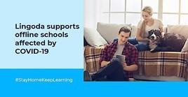 Lingoda unterstützt Offline-Schulen weltweit während der aktuellen Krise (FOTO)