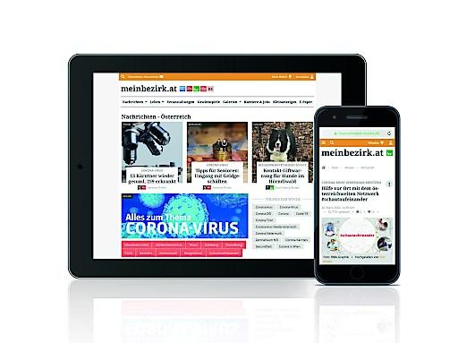 meinbezirk.at – auch online Nachrichten aus der Region für die Region.