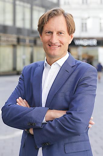 DI Sebastian Spaun, Geschäftsführer der VÖZ
