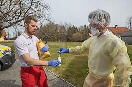 Novartis unterstützt Österreichisches Rotes Kreuz im Coronaeinsatz