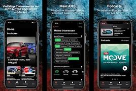 Die neue App von AUTO MOTOR UND SPORT bündelt jetzt mit