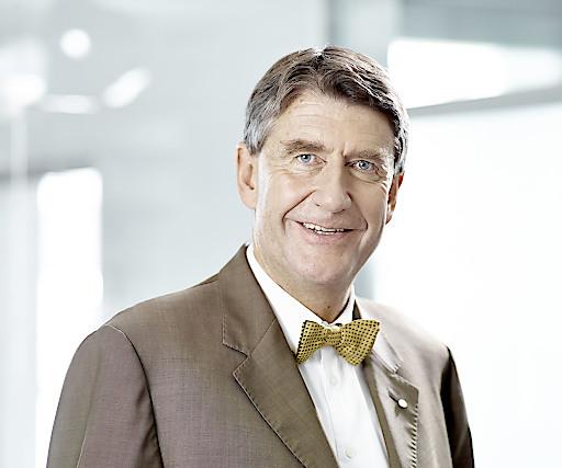 Porträtfoto Christoph M. Achammer