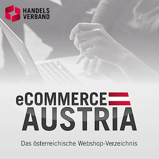 Sujet für das Webshop-Verzeichnis ECOMMERCE AUSTRIA