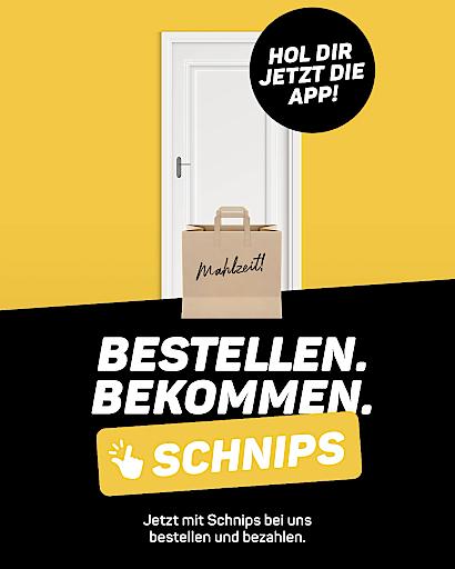 """Die App """"Schnips"""" der Brau Union Österreich unterstützt aktuell Gastronomiekunden bei der Abwicklung der Liefer- und Abholservices von Speisen."""