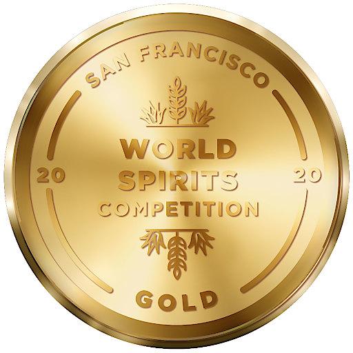 Goldmedaille für den Maiswhiskey aus der Steiermark, bei der internationalen Verkostung in den USA.