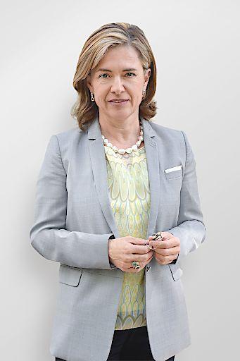 Dr. Mag. Andrea Fronaschütz, Geschäftsführerin Gallup Frei zum honorarfreien Abdruck
