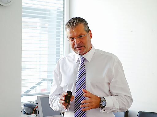 Dr. Achim Hein - Gründer Evocare Methode