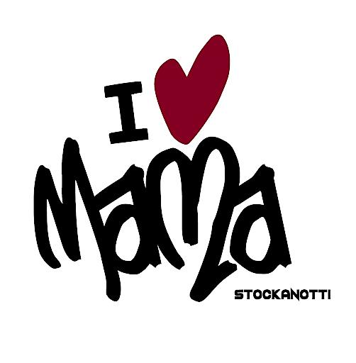 Bild zu OTS - Artwork I Love Mama