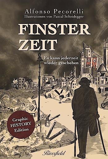 """Finsterzeit"" erscheint am 24. April im Riverfield Verlag"