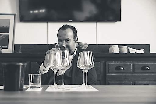 Gerhard Kracher vom Weinlaubenhof Kracher