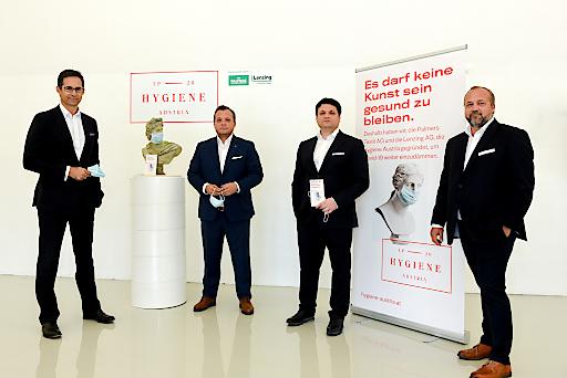 Eröffnung Hygiene Austria LP GmbH