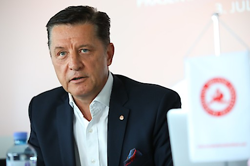 Gerhard Hrebicek, Präsident European Brand Institute