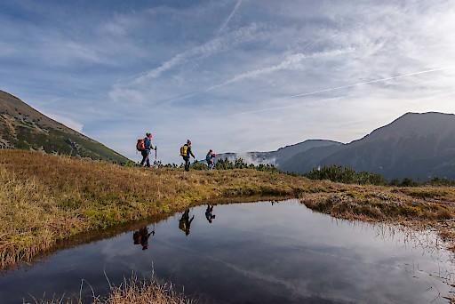 Bergsportausübung in Zeiten von Corona: Österreichs alpine Vereine geben Empfehlungen