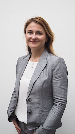 Mirela Linaric, Vice President, Support und Managed Services bei NTT Austria