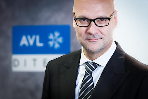 Gerald Lackner, Geschäftsführer von AVL DiTEST