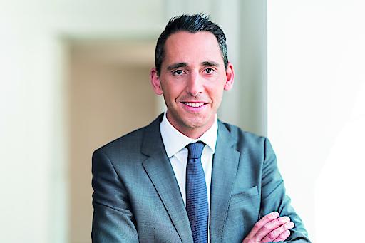 Thomas Zimpfer, Geschäftsführer der B&C Industrieholding und B&C Innovation Investments