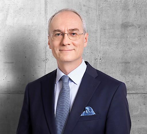 Louis Obrowsky ist Geschäftsführer der LLB Realitäten GmbH