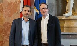 Liberale Parteien rücken zusammen und fordern gemeinsam offenen Grenzen zu Italien.