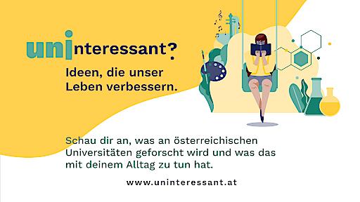 Startschuss zur Online-Kampagne von Österreichs Universitäten