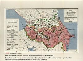Tag Der Republik 102 Jahrestag Der Ausrufung Der Demokratischen Republik Aserbaidschan Botschaft Der Republik Aserbaidschan 28 05 2020