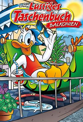 Urlaub auf Balkonien - Reiseempfehlung direkt aus Entenhausen (FOTO)