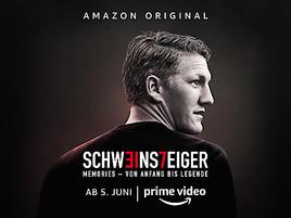 Video verfügbar (Lang- und Kurzversion): Schweinsteiger: Memories - Von Anfang bis Legende bei Amazon Prime Video
