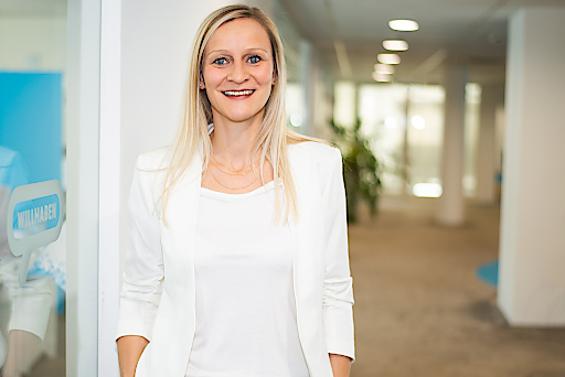 Judith Kössner, Head of Immobilien bei willhaben