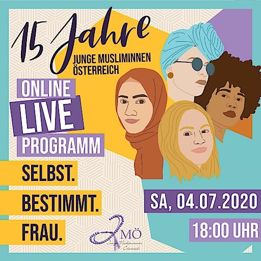 Festivalwoche 15 Jahre Junge Musliminnen Österreich