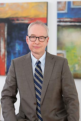 Porträt Ludwig Mertes, ACREDIA Vorstand