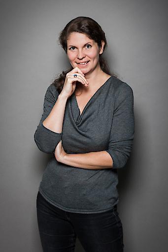 Nikki Gretz-Blanckenstein, Chefredakteurin der bz-Wiener Bezirkszeitung
