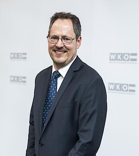 Neuer Obmann der Bundessparte Handel in der Wirtschaftskammer Österreich Rainer Trefelik
