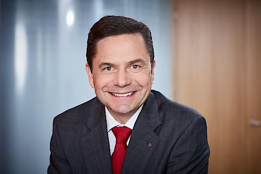 Neuer Vorstandsvorsitzender bei SPAR ab 2021: Mag. Fritz Poppmeier