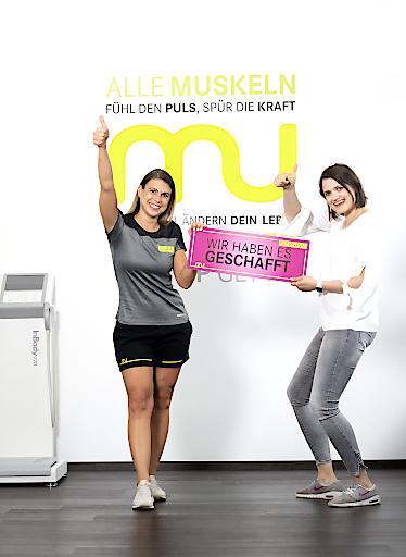 Wir haben es geschafft! Der Fitness-Franchise-Geber M.A.N.D.U. hat bislang alle M.A.N.D.U.-Partner gut durch die Corona-Krise gebracht.