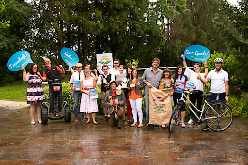 Mit Vollgas in den Sommer. Ein Sommerprogramm für alle Geschmäcker in der 2-Thermenregion Bad Waltersdorf