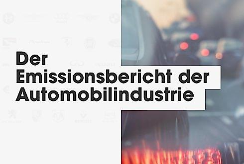 """Emissionsbericht der Automobilindustrie / Weiterer Text über ots und www.presseportal.de/nr/144783 / Die Verwendung dieses Bildes ist für redaktionelle Zwecke honorarfrei. Veröffentlichung bitte unter Quellenangabe: """"obs/NetBet Enterprises Ltd"""""""