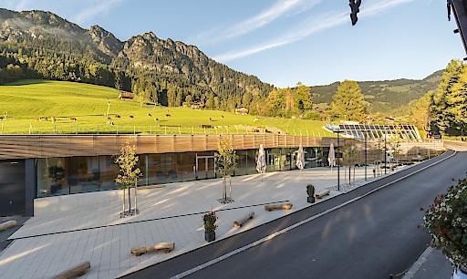 Congress Centrum Alpbach bietet Heimat für Hybrid-Events